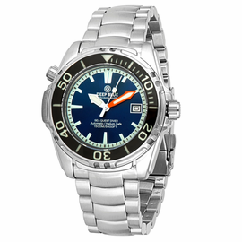 SEA QUEST 1500M AUTOMATIC DIVER BLUE