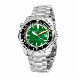 SEA QUEST 1500M AUTOMATIC DIVER GREEN