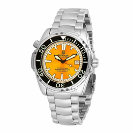 SEA QUEST 1500M AUTOMATIC DIVER YELLOW