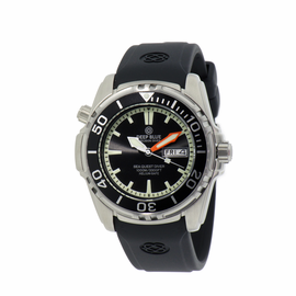 SEA QUEST 42MM QUARTZ DIVER 3 COLORS
