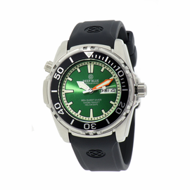 SEA QUEST DIVER 1000 - GREEN DIAL