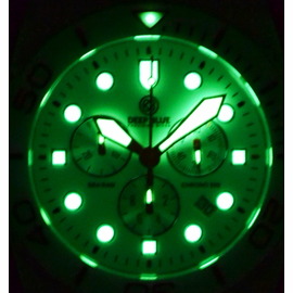 Sea Ram Chrono Lume shot