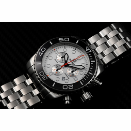 SEA RAM CHRONOGRAPH - BLACK/WHITE-BLACK