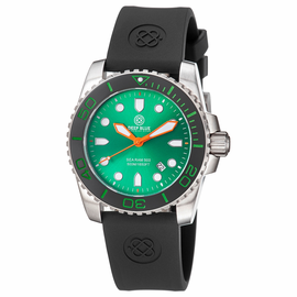 SEA RAM COLLECTION BLACK CERAMIC BEZEL COLLECTION 9 COLORS