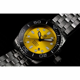 SEA RAM COLLECTION - BLACK/YELLOW
