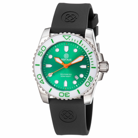 SEA RAM DIVER 500 CERAMIC BEZEL 4 COLORS
