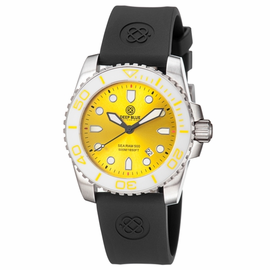 Sea Ram II Quartz - White Yellow