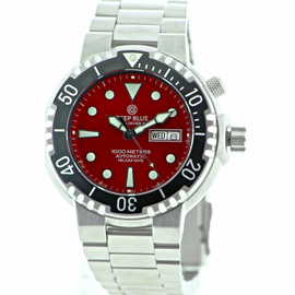Sun Diver 2 1k Red Sunray Dial