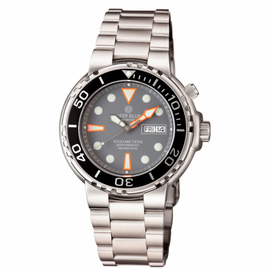 Sun Diver III Automatic Grey Dial