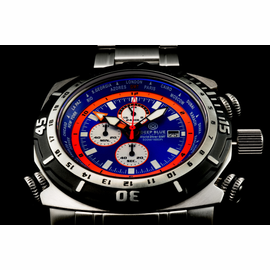 World Diver GMT 500