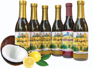 Agave Flavoring Gift Packs