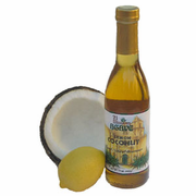 Agave Nectar Coconut Lemon