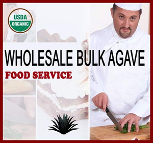 Wholesale Bulk Commercial Food Service Agave