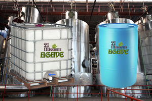 Wholesale Bulk Blue Agave Totes & Drums