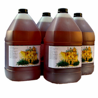 Bulk Raw Blue Agave Nectar (Amber Dark)  (4/1 Gallon Case)