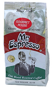 Mr. Espresso Gourmet House Blend