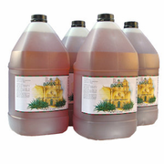 Raw Bulk Agave Nectar  (Amber Light)  (4/1 Gallon Case)