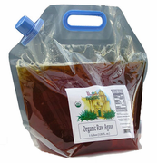 1-gallon Raw Bulk Agave w/ Free Shipping! $0.20 per oz.