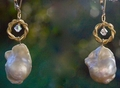 Baroque Drops and Gold
