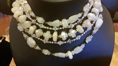 Pearl Chalcedony Layers of Wonders