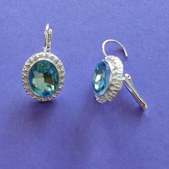 AQUA FILTERS EARRINGS