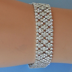 BRILLIANCE RHINESTONE BRACELET