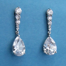 CZ Cubic Zirconia Earrings