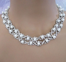 DANIELLE'S DELIGHT WEDDING JEWELRY SET
