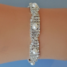PEARL POWER WEDDING BRACELET