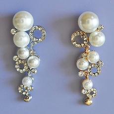 SOLAR PEARL WEDDING FAUX PEARLS