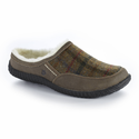ACORN Men's Rambler Mule - Olive Plaid