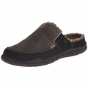 ACORN Men's Wearabout Slide with FirmCore - Stonewash Black Canvas
