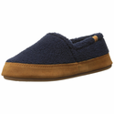 ACORN MOC Slippers for Women - Navy Popcorn