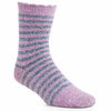 ACORN Toasty Treads 2 Pack Socks for Women - Magenta/Blue