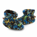 ACORN Toddler Easy Bootie Slipper - Leaping Lizards