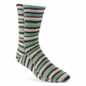 ACORN Versafit Fleece Socks - Neutral Fun Stripe