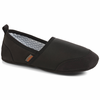 ACORN Women's Pack and Go Moc Ballet Flat - Black