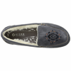 ACORN Women's Prima MOC Slipper - Slate Grey