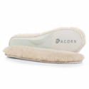 ACORN Women's Removable Sheepskin Insoles Flat