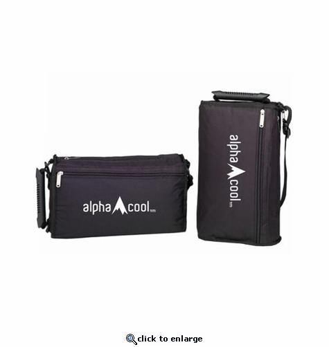 AlphaCool Stealth Cooler - 9 Can Soft Golf Cooler