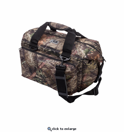 AO Coolers 24 Pack Deluxe Mossy Oak Cooler
