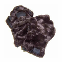 Bear Hands Faux Fur Mittens for Adults
