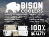 Bison Coolers 12-Pack Softpak