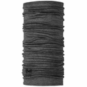 Buff Lightweight Merino Wool - Grey