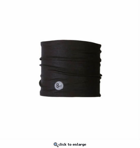 Buff UV Half Multifunctional Headband - Black