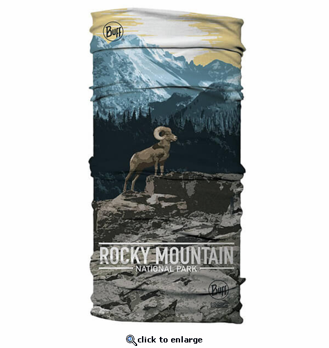 Buff UV National Parks - NP Rocky Mountain