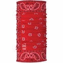 Buff UV XL Multifunctional Headwear - Santana Red