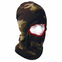 Artex Camouflage Reversible Face Mask