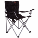 Chaheati Battery Heated Chair - Black