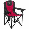 Chaheati Battery Heated MAXX Heated Chair - Red/Black